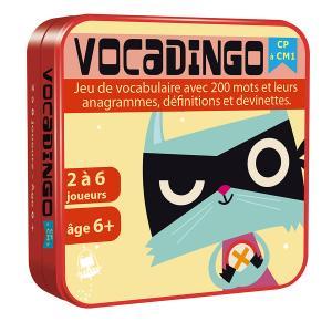 Vocadingo : CP-CM1 édition simple