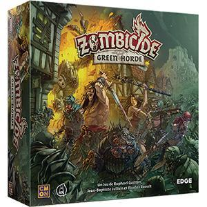 Zombicide : Green Horde édition simple