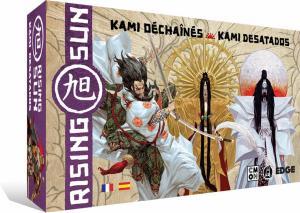 Rising Sun : Kami déchainés édition simple