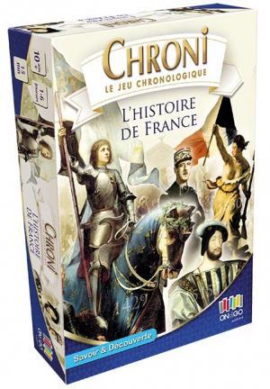 Chroni : L'Histoire de France édition simple