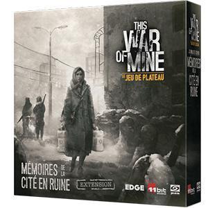 This War of Mine : Mémoires de la Cité en Ruine édition simple