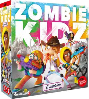 Zombie Kidz édition simple
