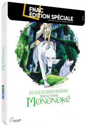 Princesse Mononoké édition Steelbook