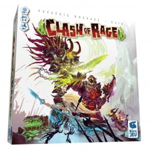 Clash of Rage édition simple