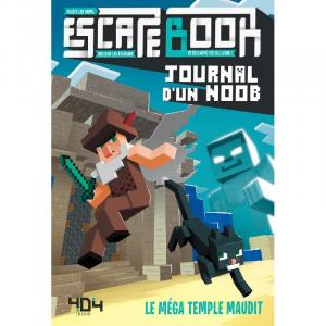 Escape Book : Journal d'un noob édition simple