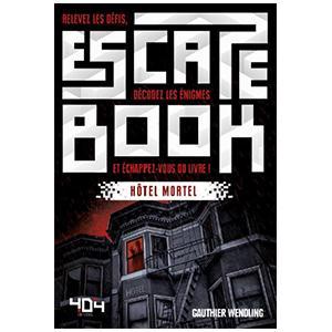 Escape Book : Hôtel mortel édition simple
