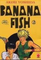 couverture, jaquette Banana Fish 2  (Panini manga)