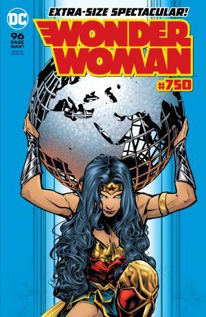 Wonder Woman édition Issues V5 - Rebirth suite (2020 - en cours)