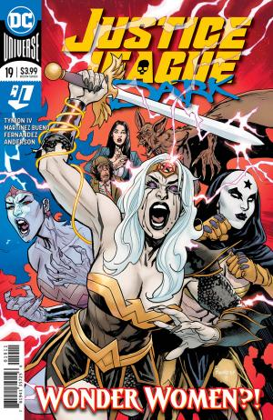 Justice League Dark # 19 Issues V2 (2018 - Ongoing)