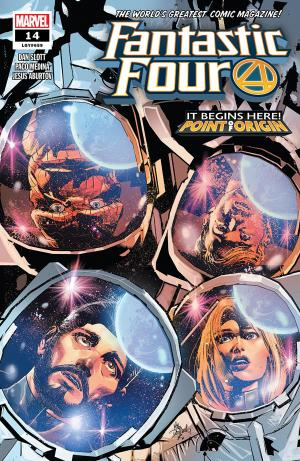 Fantastic Four # 14 Issues V6 (2018 - Ongoing)