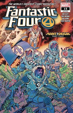 Fantastic Four # 15 Issues V6 (2018 - Ongoing)