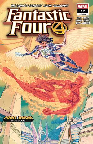 Fantastic Four # 17 Issues V6 (2018 - Ongoing)