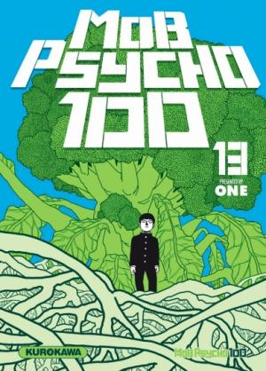 Mob Psycho 100 13 Simple