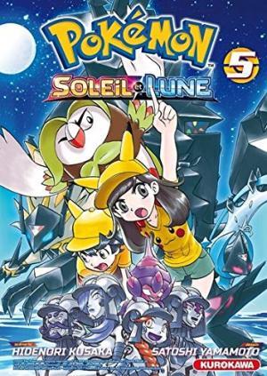 Pokémon Soleil Lune 5 Simple