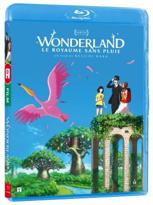 Wonderland, le royaume sans pluie édition Blu-ray