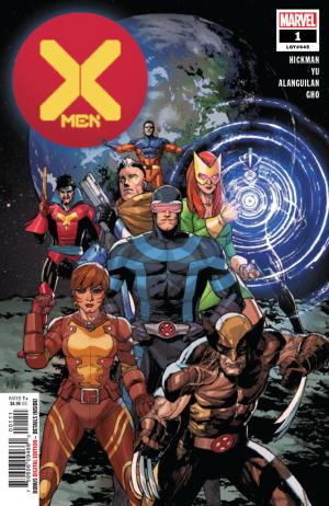 X-Men édition Issues V4 (2019 - Ongoing)