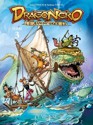 Dragonero aventures 3 BD