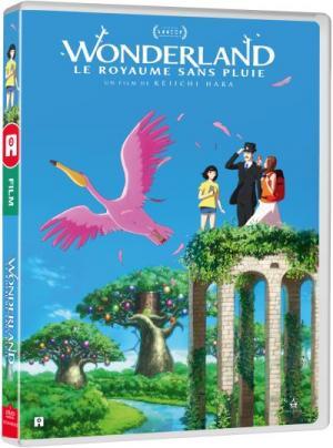 Wonderland, le royaume sans pluie édition DVD