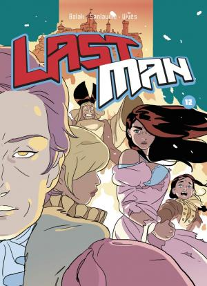 Last man 12 Collector