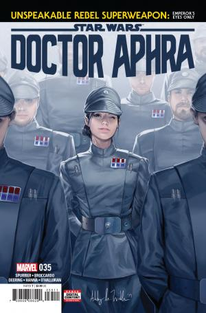 Star Wars - Docteur Aphra # 35