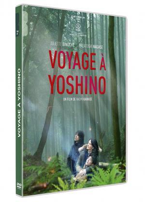 Voyage à Yoshino édition simple