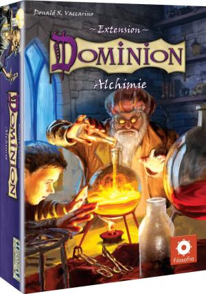 Dominion - Alchimie édition simple