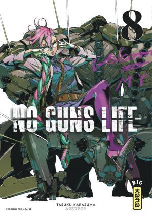 No Guns Life 8 Simple