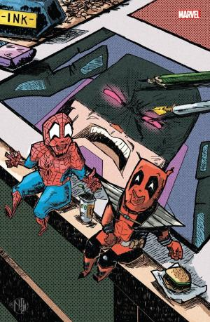 Spider-Man / Deadpool # 10 Softcover V1 (2019)