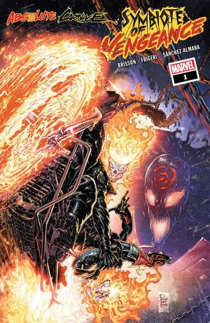 Absolute Carnage - Symbiote Of Vengeance # 1 Issue (2019)