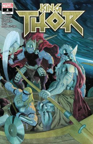 King Thor # 4 Issues (2019)