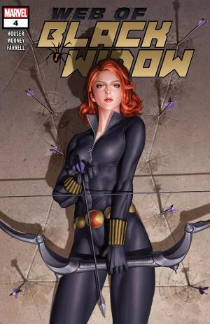 Black Widow - Réminiscences # 4 Issues (2019 - 2020)
