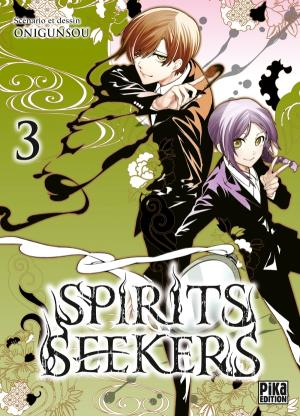 Spirits seekers 3 simple