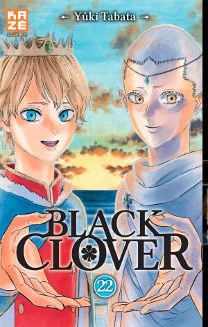 Black Clover 22 Simple