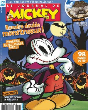 Le journal de Mickey 3514 Simple