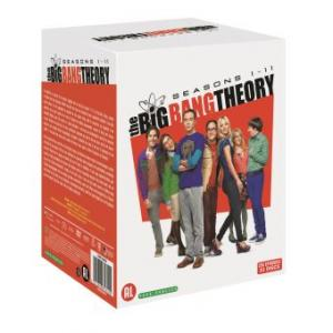 The Big Bang Theory édition Saisons 1-11