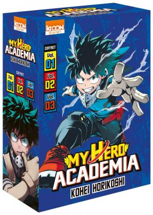My Hero Academia # 1 coffret 2019