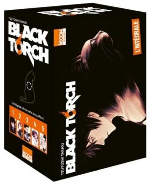 Black Torch édition coffret