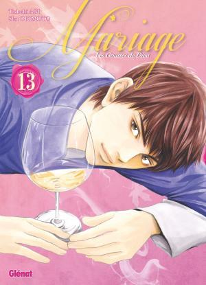 couverture, jaquette Les gouttes de dieu - Mariage 13  (Glénat Manga)