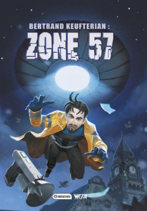 Bertrand Keufterian - Zone 57 édition TPB Hardcover (cartonnée)