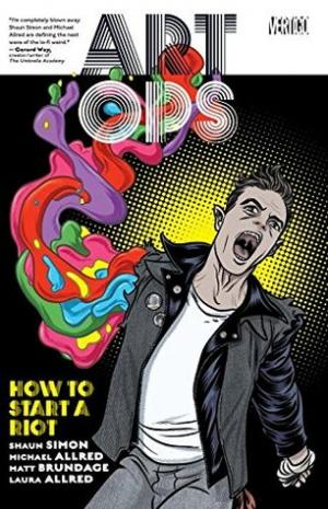 Art Ops édition TPB Softcover (souple)