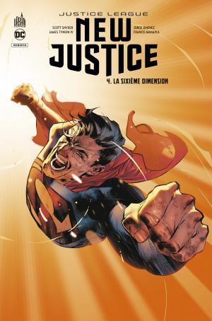 New Justice 4 TPB Hardcover (cartonnée)