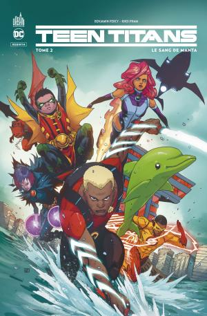Teen Titans - Rebirth 2 TPB Hardcover (cartonnée)