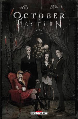 October Faction 1 TPB Hardcover (cartonnée)