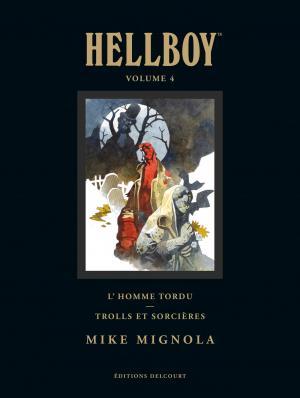 Hellboy 4 TPB Hardcover (cartonnée) - Deluxe
