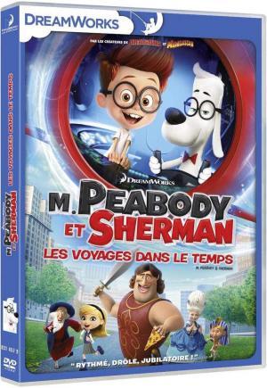 M. Peabody et Sherman : Les Voyages dans le temps édition simple