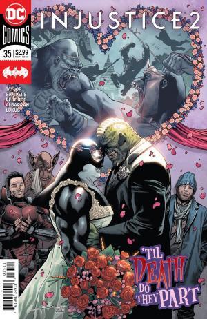 Injustice 2 # 35 Issues V1 (2017 - en cours)