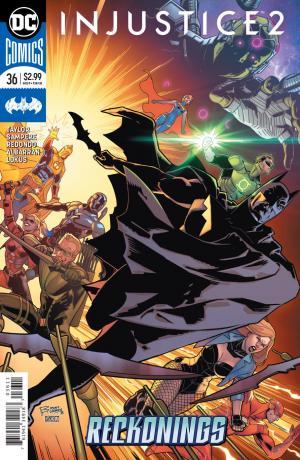 Injustice 2 # 36 Issues V1 (2017 - en cours)