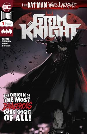 The Batman Who Laughs - The Grim Knight # 1 Issues