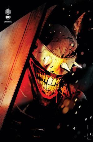 The Batman who laughs # 1