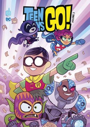 Teen Titans Go ! 3